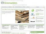 La vignette du site Greenwishes