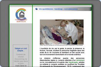 Cliquez pour visiter la page Vie quotidienne - handicap - convalescence.