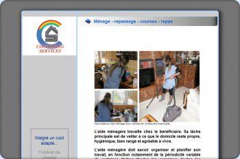 Cliquez pour visiter la page Ménage du domicile.