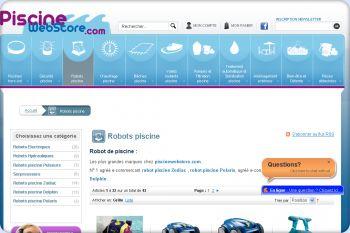 Cliquez pour visiter la page robot piscine.