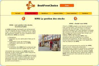 Cliquez pour visiter la page vous cherchez un WMS.