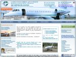 La vignette du site Avions location