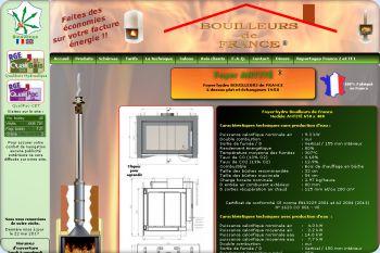 Cliquez pour visiter la page Foyer bouilleur hydro Bouilleurs de France.
