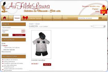 Cliquez pour visiter la page Vêtements garçon fabriqués en france.