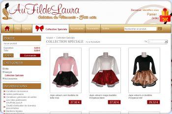 Cliquez pour visiter la page Vêtements de cérémonie ou fête.
