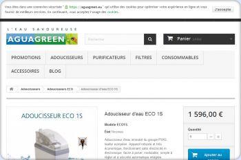 Cliquez pour visiter la page ECO1S.