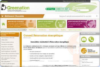 Cliquez pour visiter la page Conseil Travaux Rénovation .