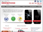 La vignette du site Reparation iphone