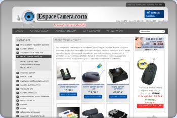 Cliquez pour visiter la page micro espion.