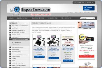Cliquez pour visiter la page pack video-surveillance.