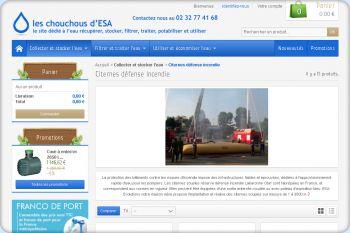Cliquez pour visiter la page Réserve défense incendie.