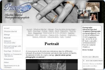 Cliquez pour visiter la page Votre portrait photo en 1 heure avec RASENGRAPHE.
