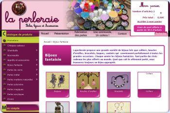 Cliquez pour visiter la page Bijoux fantaisie.