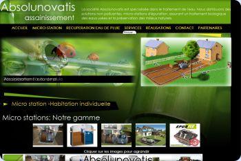 Cliquez pour visiter la page la gamme de micro station individuelle.