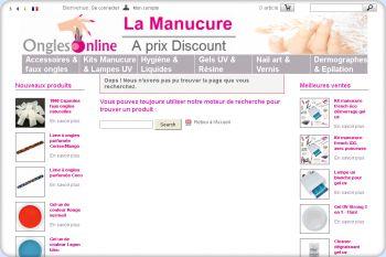 Cliquez pour visiter la page Les capsules pour les faux ongles.