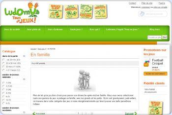 Cliquez pour visiter la page Les jeux en famille Ludomus.