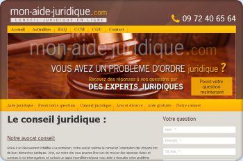 Cliquez pour visiter la page Conseil juridique.