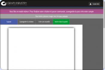 Cliquez pour visiter la page Configurateur de plaques professionnelles.
