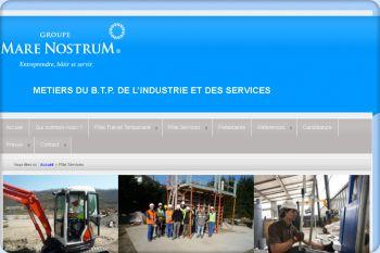 Cliquez pour visiter la page Pôle services.