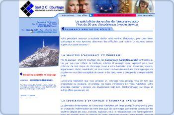 Cliquez pour visiter la page L'assurance habitation résilié.