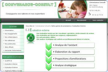 Cliquez pour visiter la page évaluation externe.