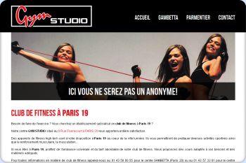 Cliquez pour visiter la page Club de Fitness Paris 19.