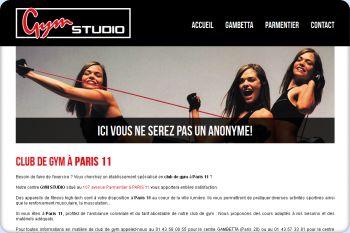 Cliquez pour visiter la page Club de Gym Paris 11.