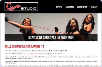 Cliquez pour visiter la page Salle de Musculation Paris 11.