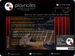 La vignette du site Play Notes