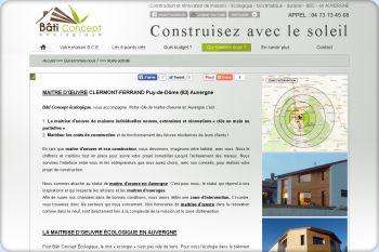 Cliquez pour visiter la page maitre d'œuvre Clermont-Ferrand.