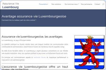 Cliquez pour visiter la page Avantage assurance vie luxembourgeoise.