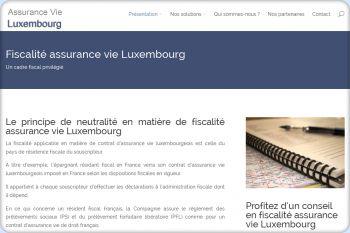 Cliquez pour visiter la page Fiscalite assurance vie luxembourg.