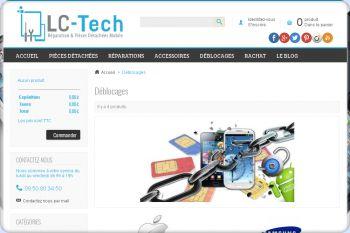 Cliquez pour visiter la page Déblocage Mobile : iPhone et Samsung.