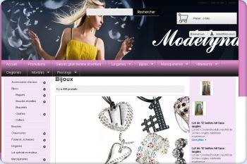 Cliquez pour visiter la page Bijoux.