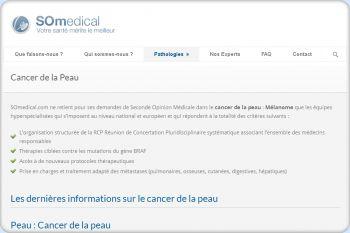 Cliquez pour visiter la page cancer de la peau chimiothérapie.