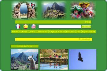Cliquez pour visiter la page Destinations.
