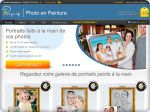 La vignette du site Transformation de photo en peinture