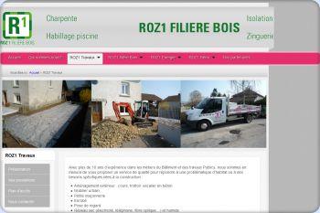 Cliquez pour visiter la page ROZ1 Travaux.