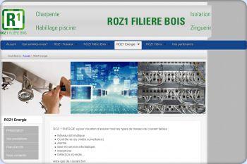 Cliquez pour visiter la page ROZ1 Energie.