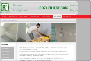 Cliquez pour visiter la page ROZ1 Réno.