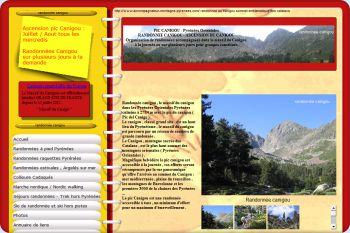 Cliquez pour visiter la page Randonnée canigou.