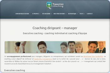 Cliquez pour visiter la page Coaching dirigeant manager.