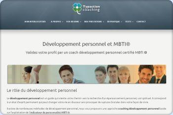 Cliquez pour visiter la page Developpement personnel et MBTI.
