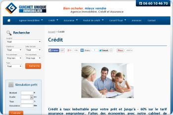 Cliquez pour visiter la page Prêt immobilier au meilleur taux à Aix en Provence & Marseille.