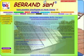 Cliquez pour visiter la page Installateur équipements solaires, Energies renouvelables, biomasse, pompe à chaleur, 87430, en Haute Vienne.