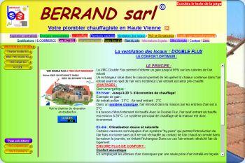 Cliquez pour visiter la page Rénovation ou installation de ventilation double ou simple flux, à Limoges et son agglomération.