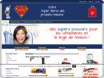 La vignette du site Powerdem (boutique officielle Powerpat)