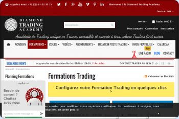 Cliquez pour visiter la page Nos formations de Trading.