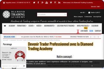 Cliquez pour visiter la page Devenir Trader avec l'académie.