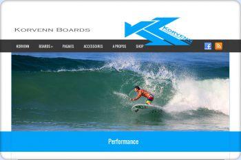 Cliquez pour visiter la page Planches Korvenn Stand Up Paddle.
